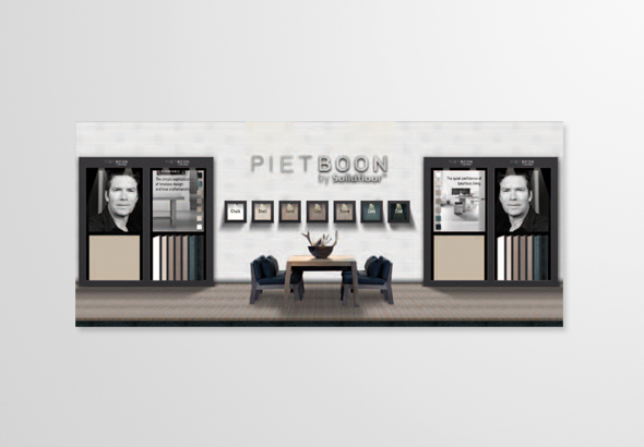 Bijenkorf Piet Boon Shop-in-shop concept
