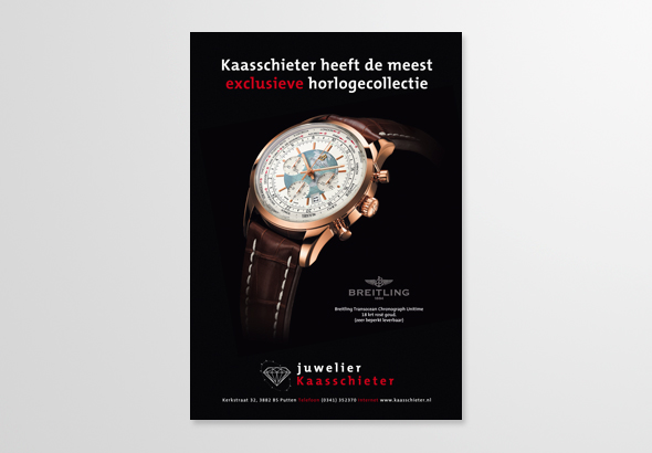 Breitling advertenties