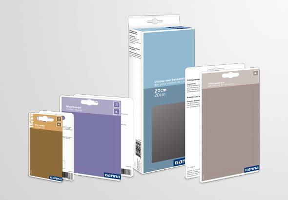 Gamma verpakkingen 1