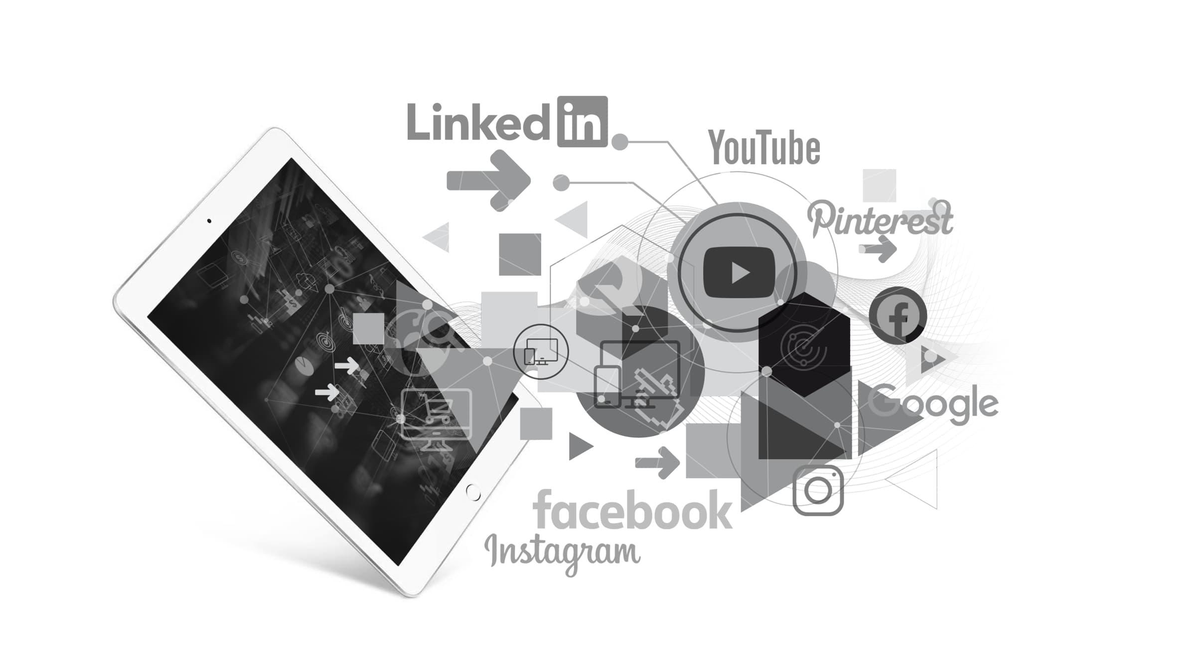 Social media 9