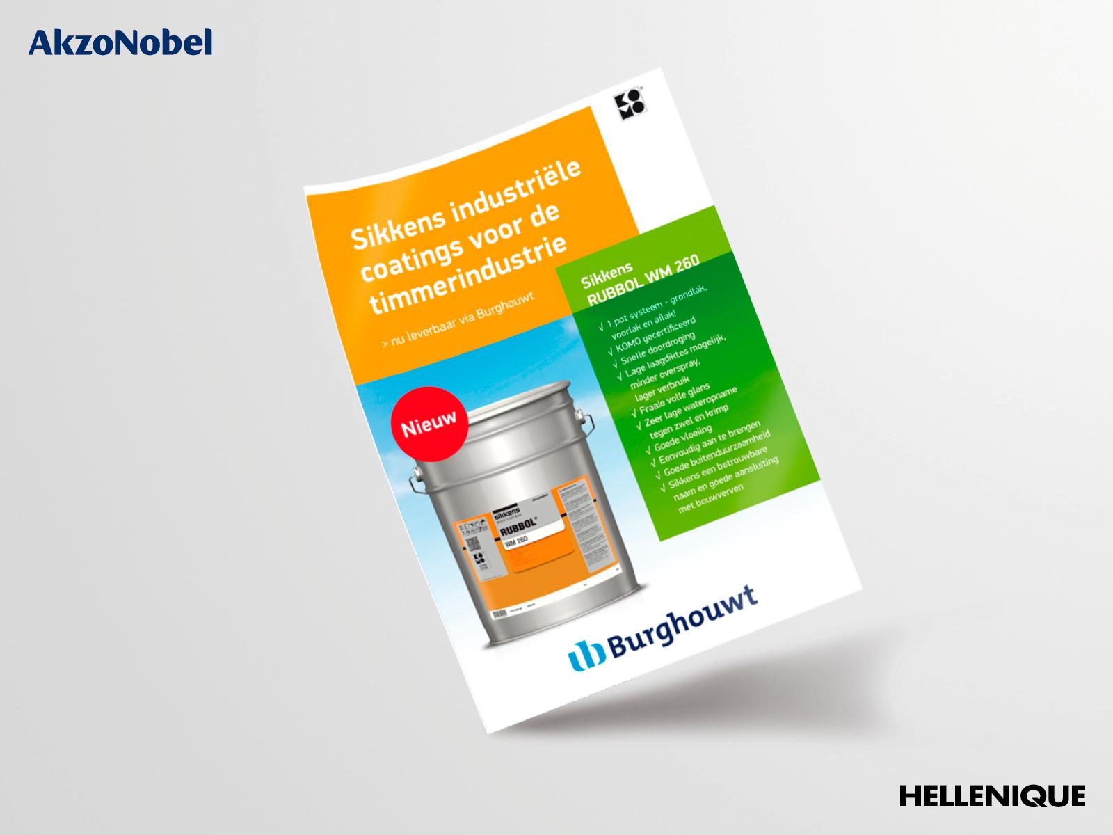 AkzoNobel Burghouwt flyer