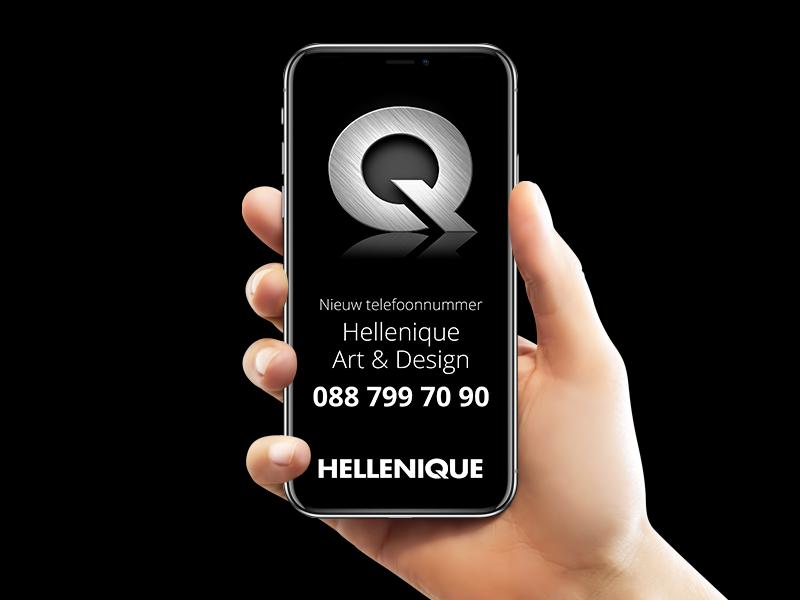 Nieuw telefoonnummer 1