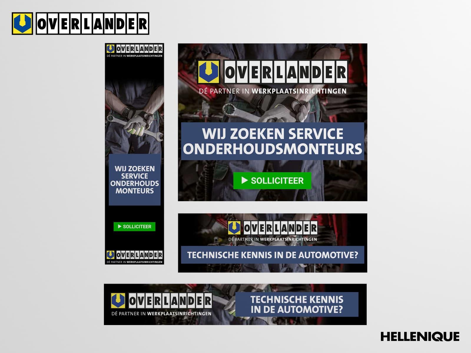 OVERLANDER B.V. ONLINE PERSONEELSWERVING 6