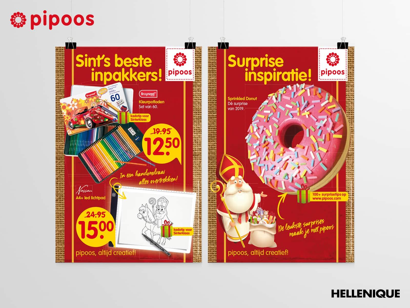 Sinterklaascampagne Pipoos 4