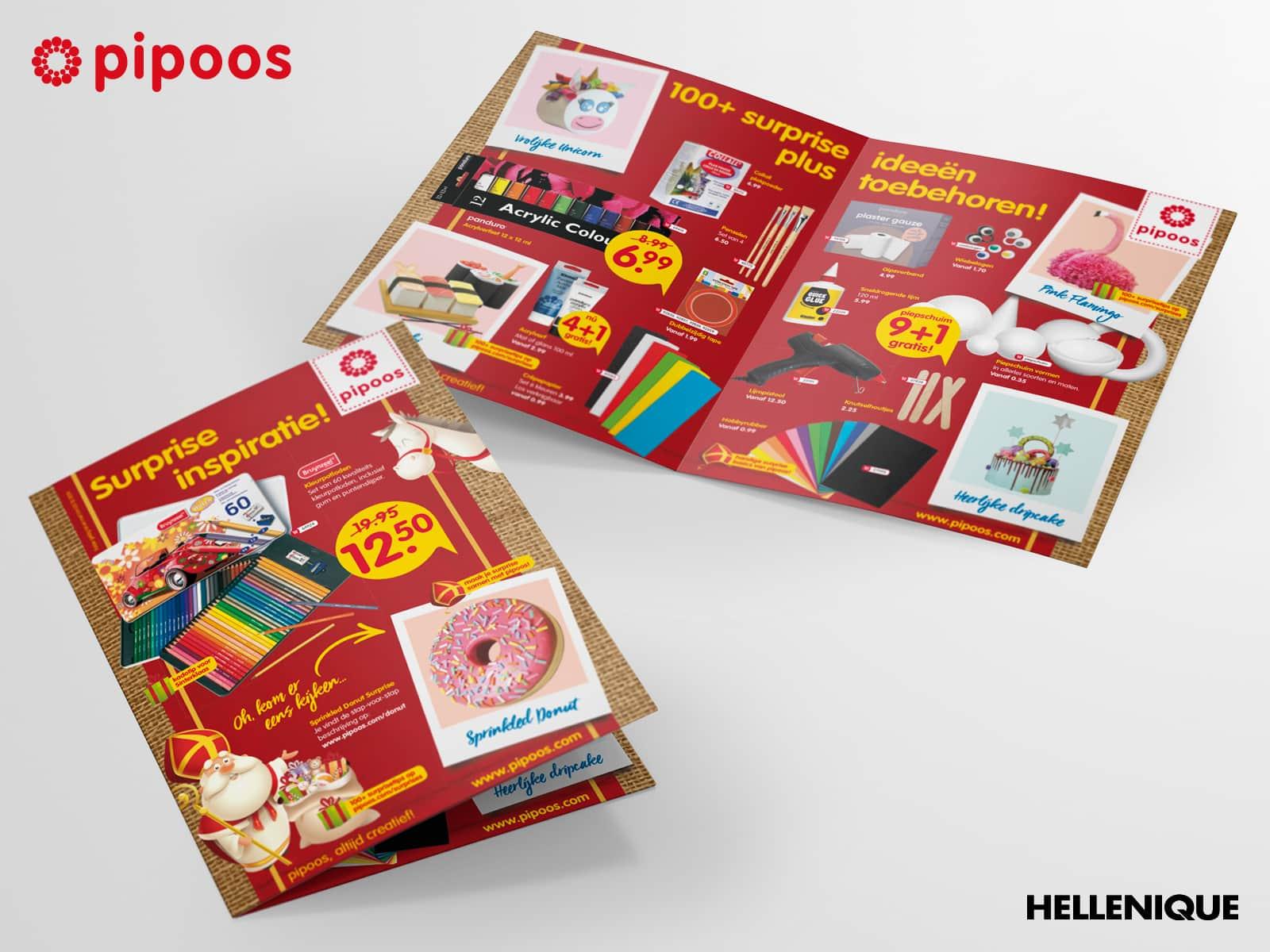 Sinterklaascampagne Pipoos 6