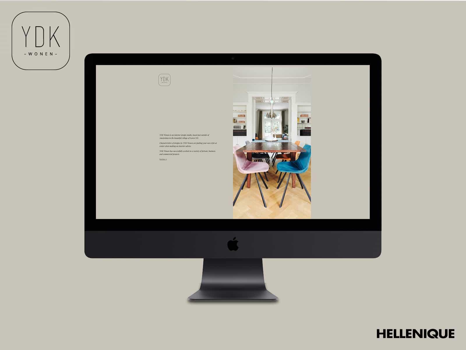 YDK Wonen website 4