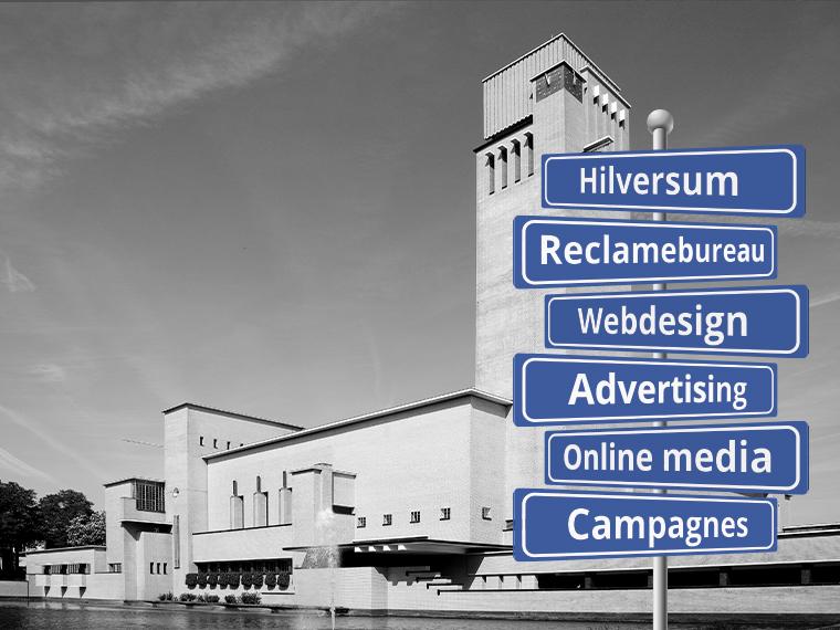 Reclame in Hilversum