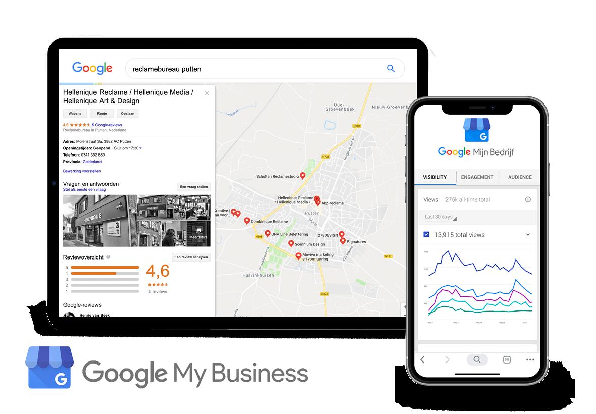 Google Mijn Bedrijf 10