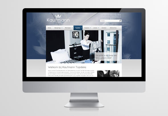 Website Royal Kaufmann