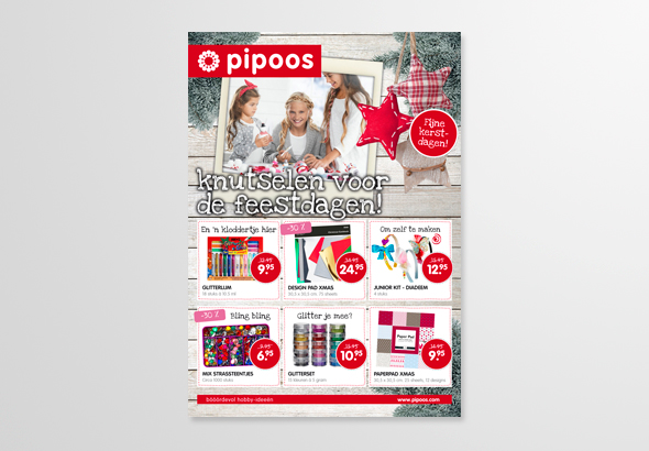 Folder En Brochure Pipoos Hellenique Reclame Adviesbureau