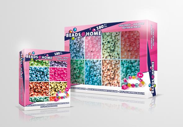 Verpakkingsvoorstellen @Home assortiment 1