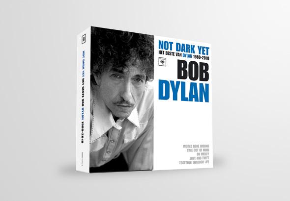 Bob Dylan Capbox 10CD's 1