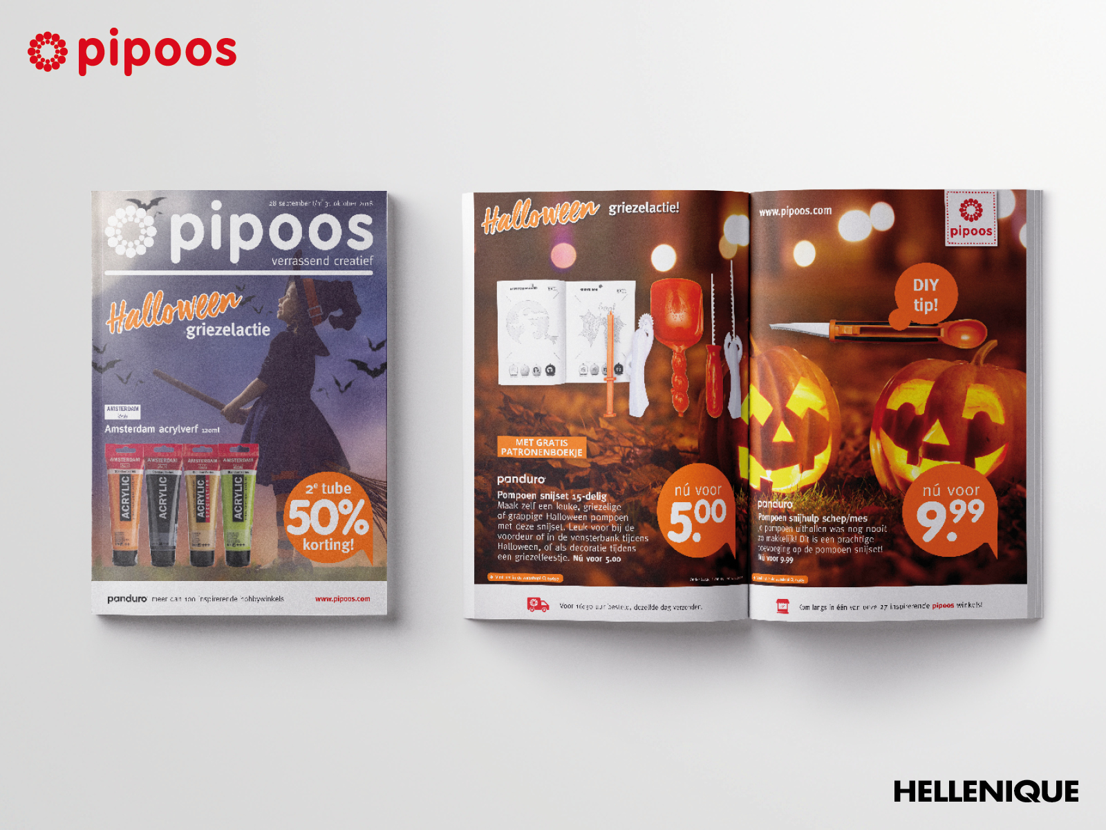 Pipoos Halloween